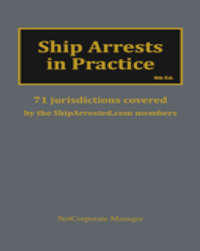 Managing Partner Sandro O. Monteblanco collaborated in 2013 in the publication of a chapter in a publication that included a section on Peruvian Maritime Law and the practices around the arrest of vessels in Peru.